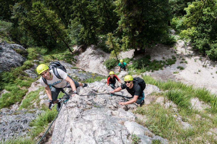 klettern team fast-detect